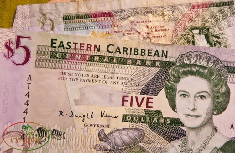 Eastern Caribbean Dollar-1