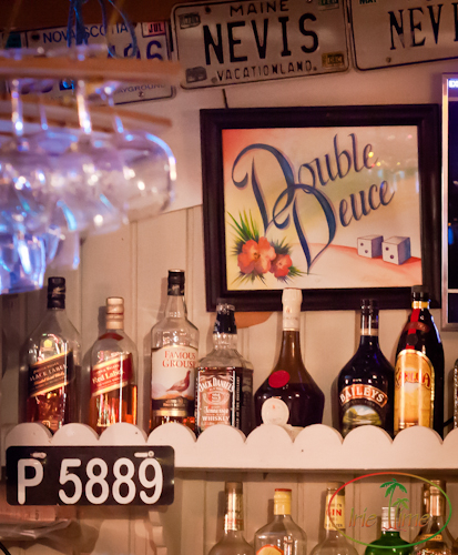 Double Deuce, Nevis