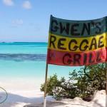 Favorite Beach Bars: Gwen's Reggae Grill, Anguilla