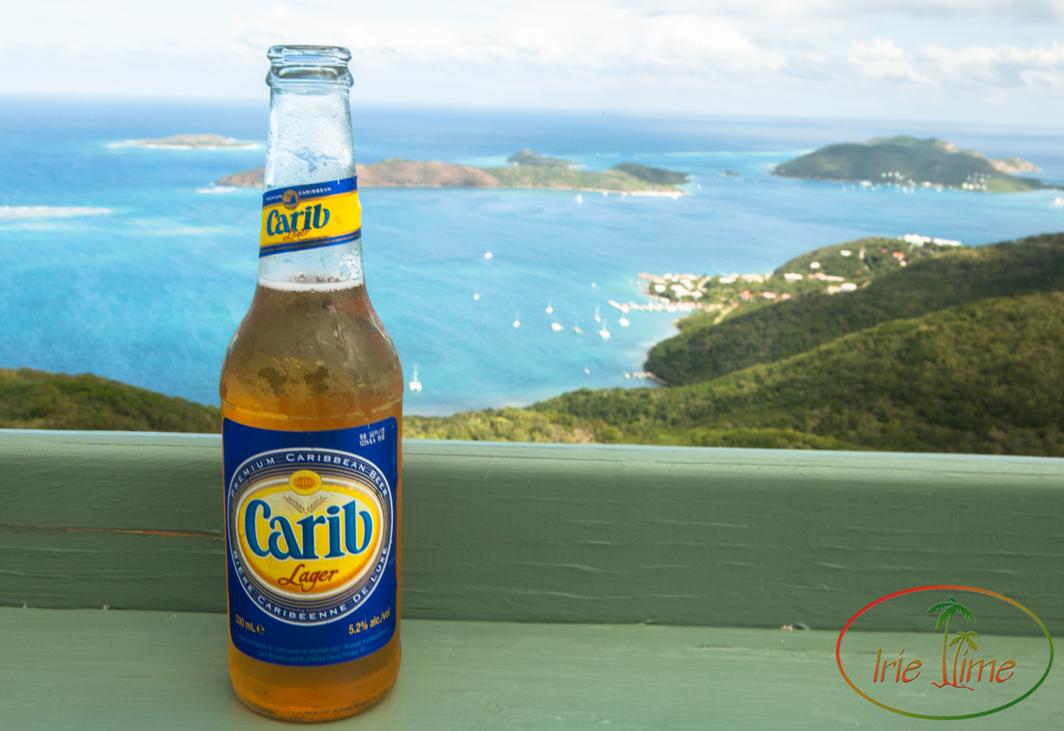 Best View: Hog Heaven, Virgin Gorda, BVI