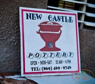 New Castle Pottery, Nevis