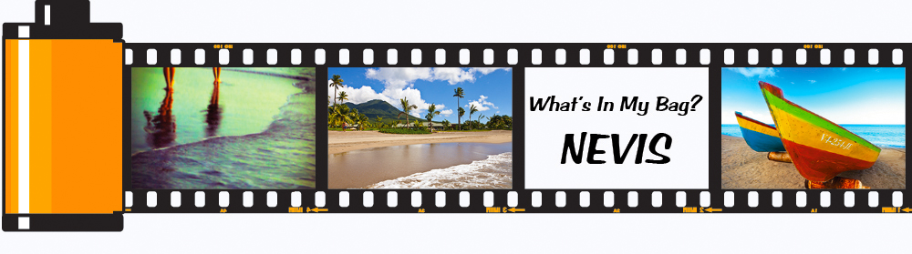 What's in My Bag? Nevis Edition
