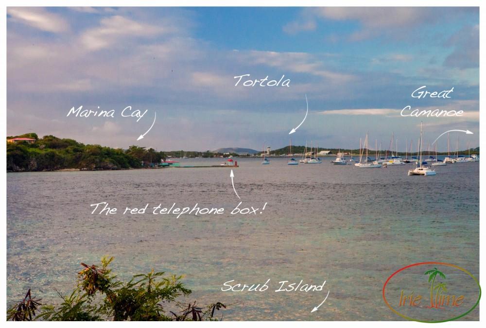 Where is Marina Cay copy