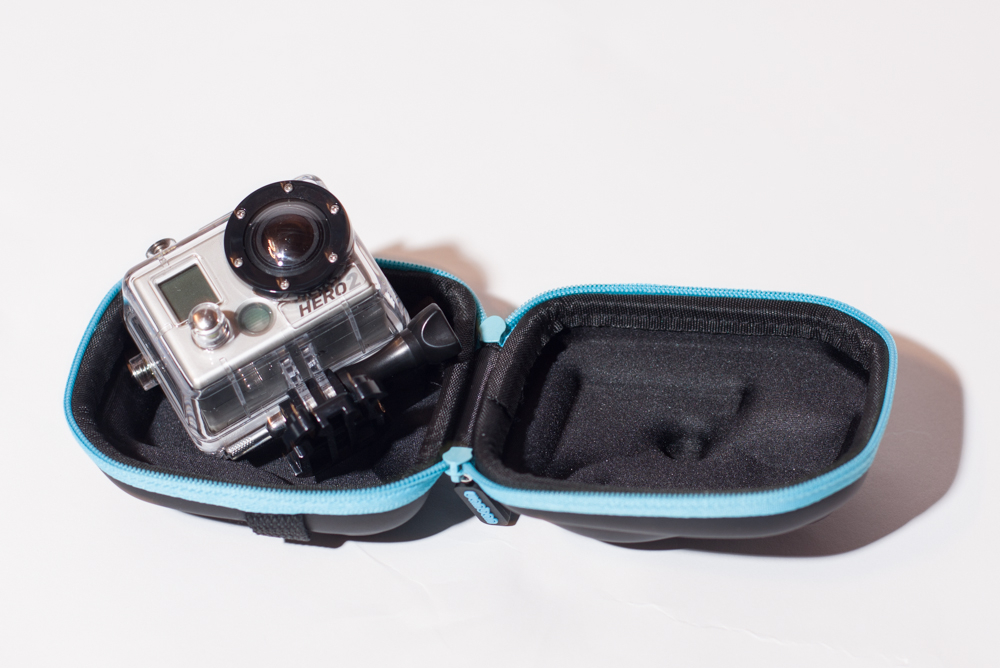GoPro Hero 2 and Buffa Case