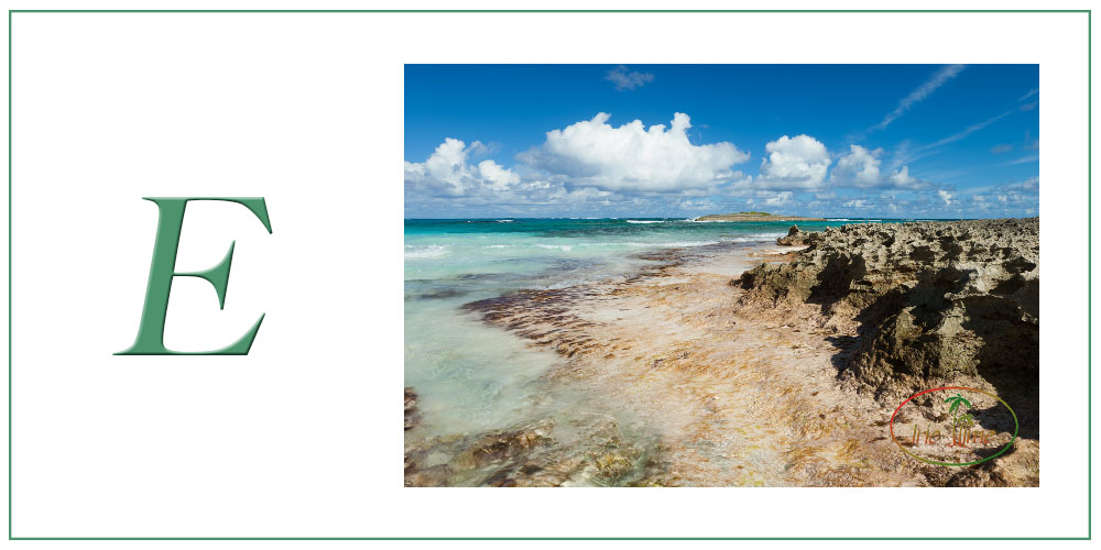 E is for ELEUTHERA