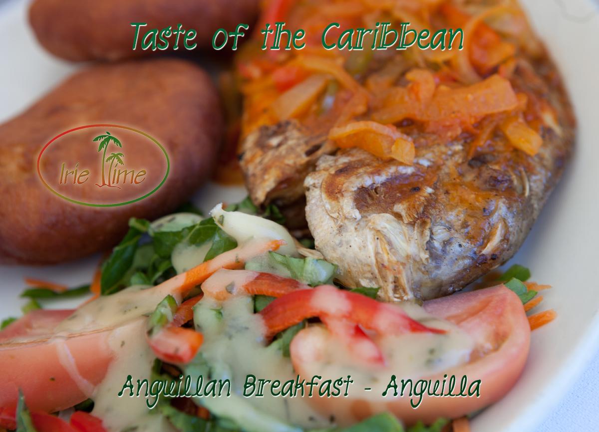 Anguilla Breakfast