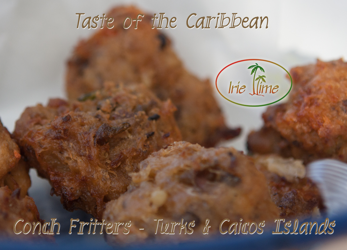 Conch Fritters Turks & Caicos Islands