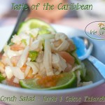 Taste of the Caribbean: Conch Salad, Turks & Caicos Islands