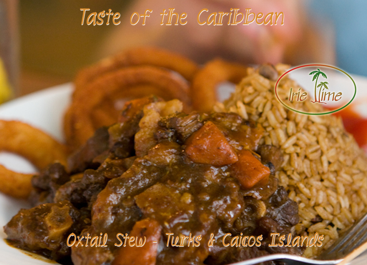 Oxtail Stew Turks & Caicos Islands