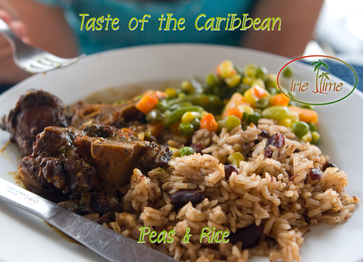 Peas and Rice Turks & Caicos Islands