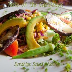 Taste of the Caribbean: Sunshine Salad, Nevis