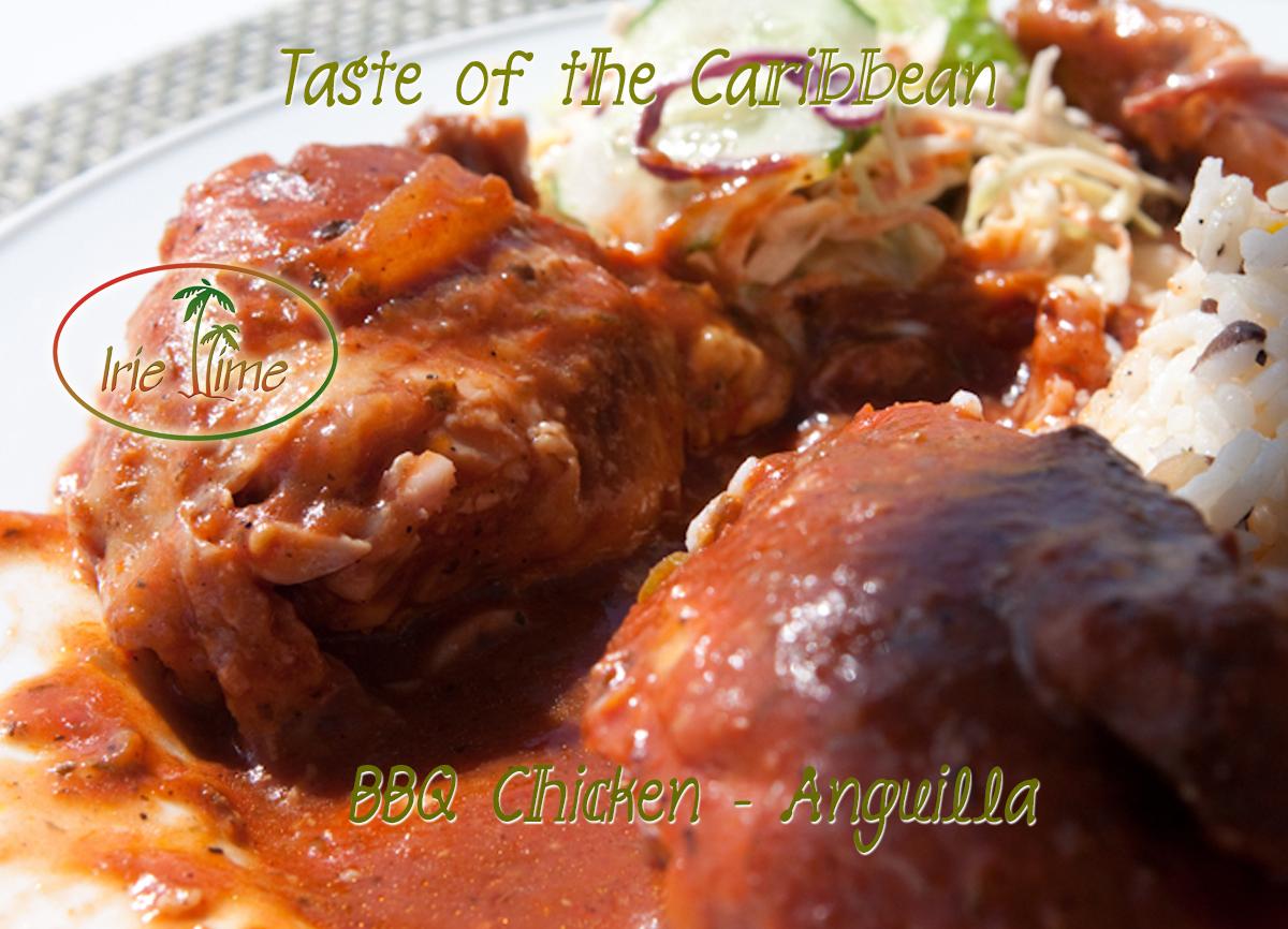 BBQ Chicken Smokey's Anguilla