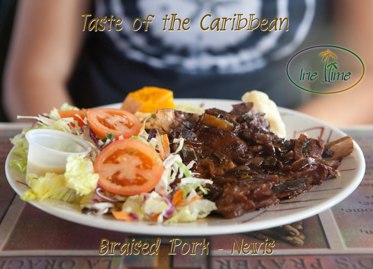 Braised Pork Nevis