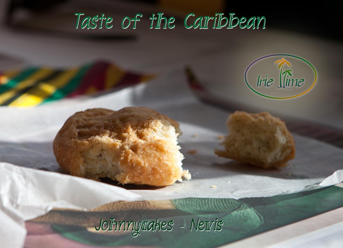 Johnnycakes Rodney's Cuisine Nevis