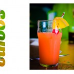 Spirits of the Caribbean: Rum Punch, Salt Mills Cafe, Turks & Caicos Islands