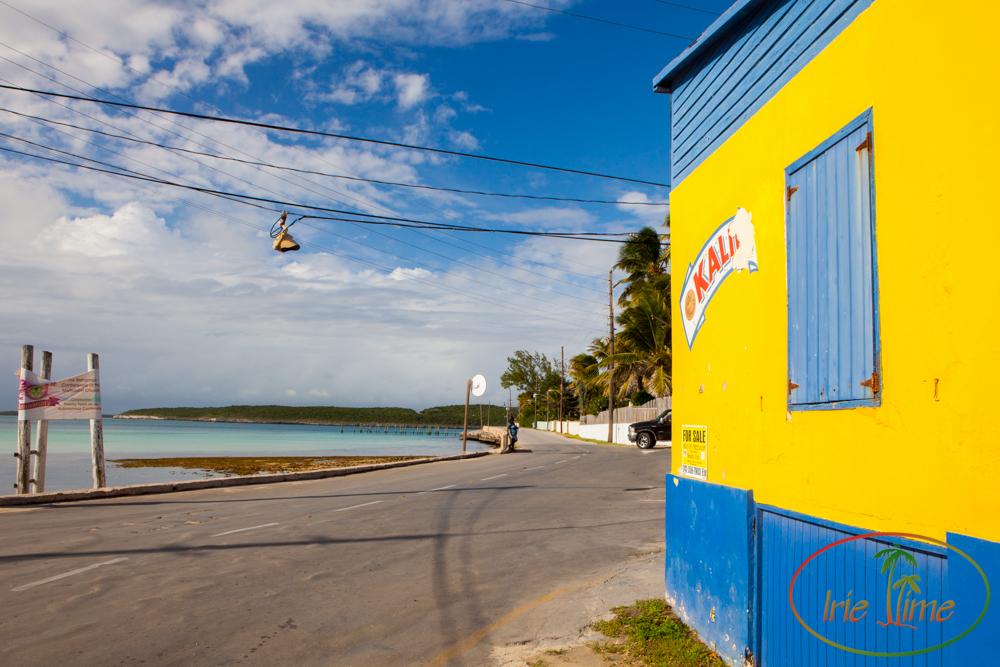 Kalik Pyfroms Eleuthera, Bahamas