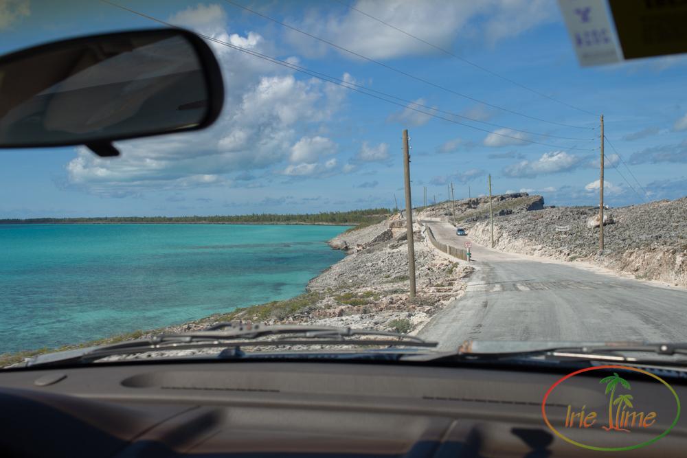 Glass Window Bridge, Eleuthera, Bahamas
