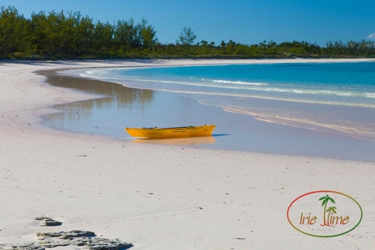 French Leave Beach, Eleuthera Bahamas