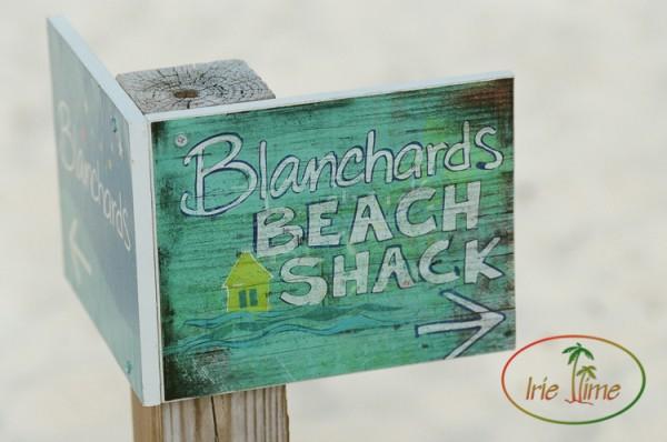 Blanchards Beach Shack, Anguilla