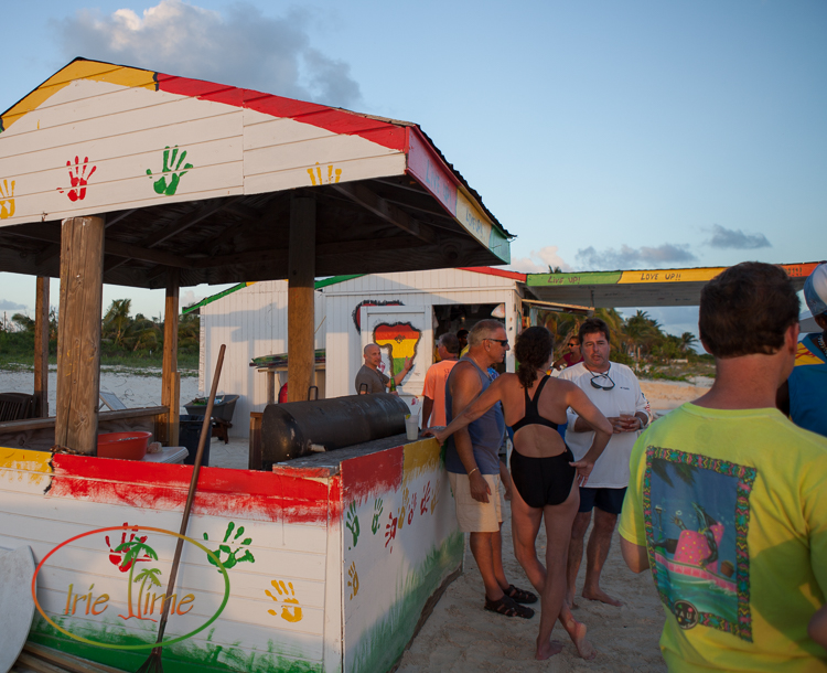 Garvey's Sunshine Shack, Anguilla