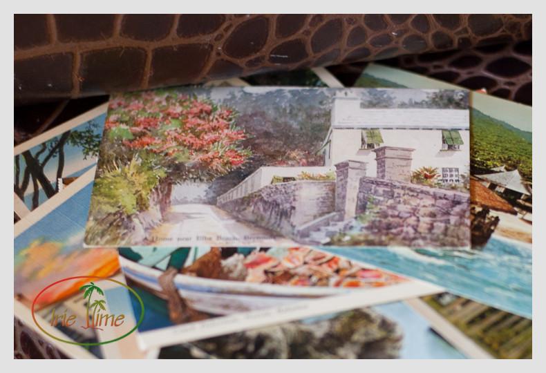Vintage Postcards L-1