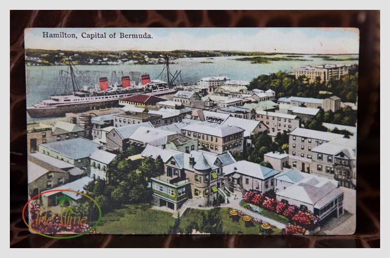 Vintage Postcards L-17