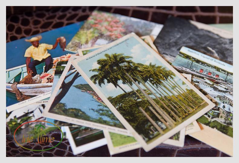 Vintage Postcards L-20