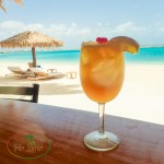 Dining and Cocktails at Jumby Bay, Antigua