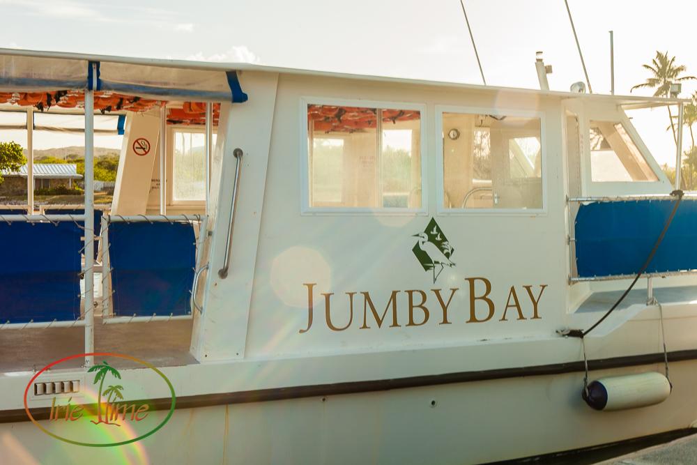 Jumby Bay Welcome L-1