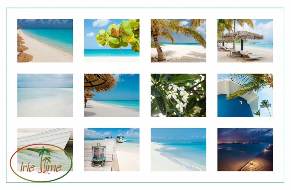 Top 10 Instagram Photos 2016 Calendar Antigua Barbuda