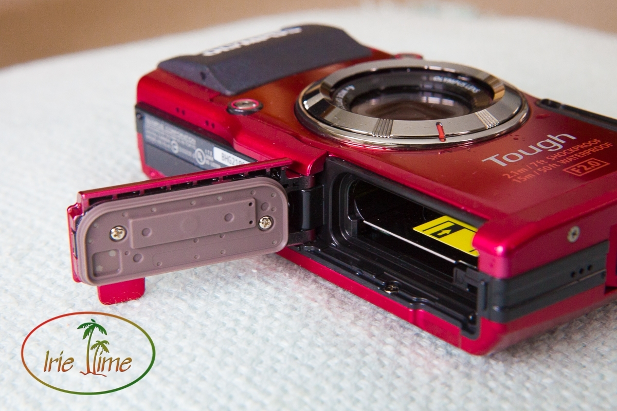 Olympus TG4 Seal Replacement
