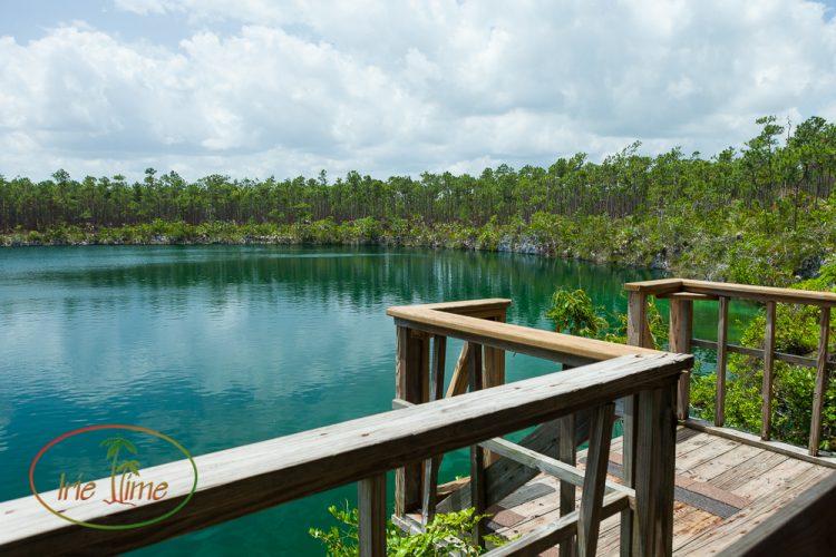 Andros Bahamas Blue Hole