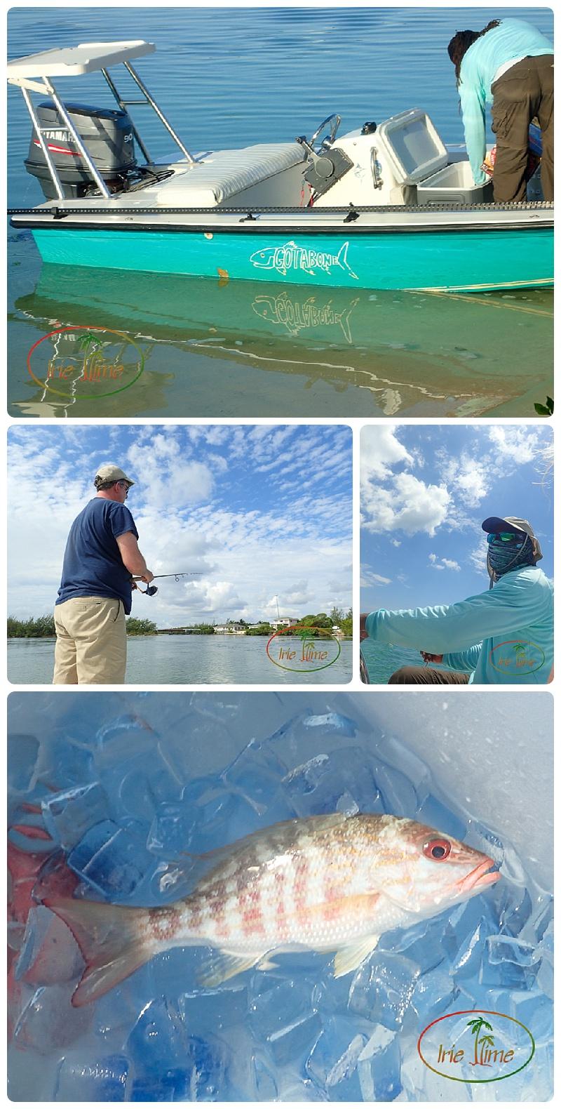 Bonefishing in Andros Bahamas #bahamas #kamalamecay #iheartkamalame #honeymoon