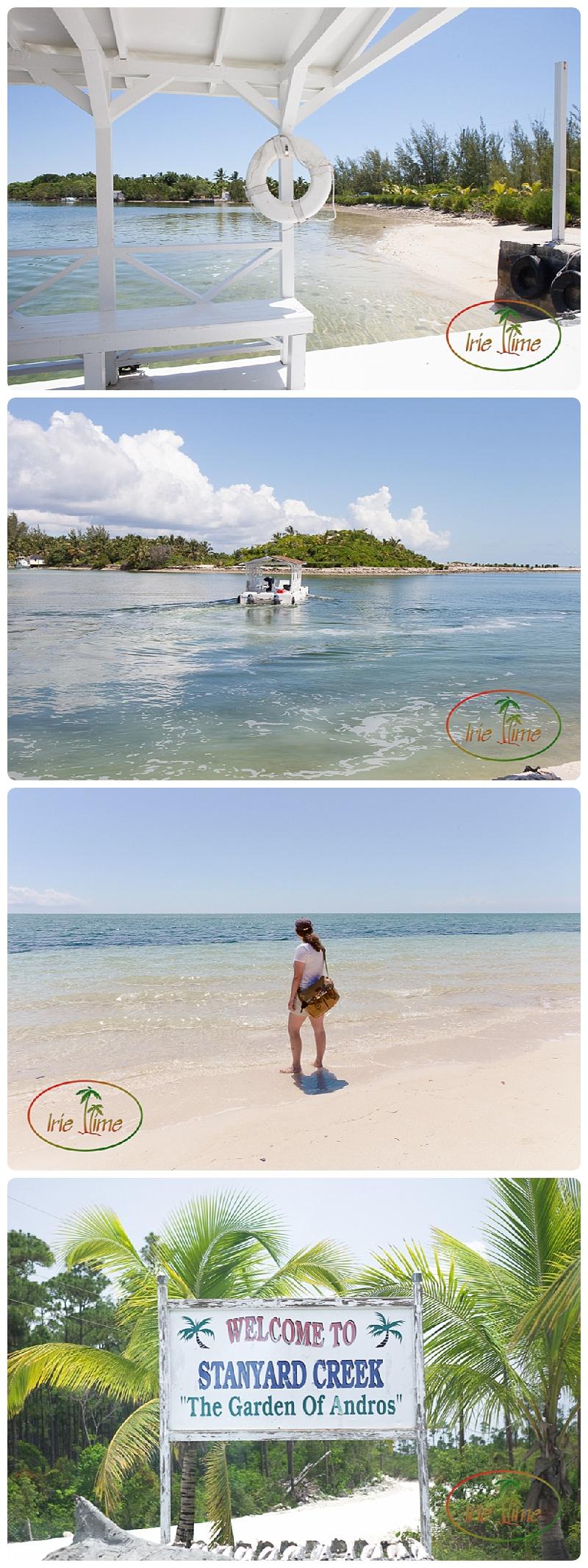 Walking Tour of Stanyard Creek, Andros Bahamas #bahamas #kamalamecay #iheartkamalame #honeymoon