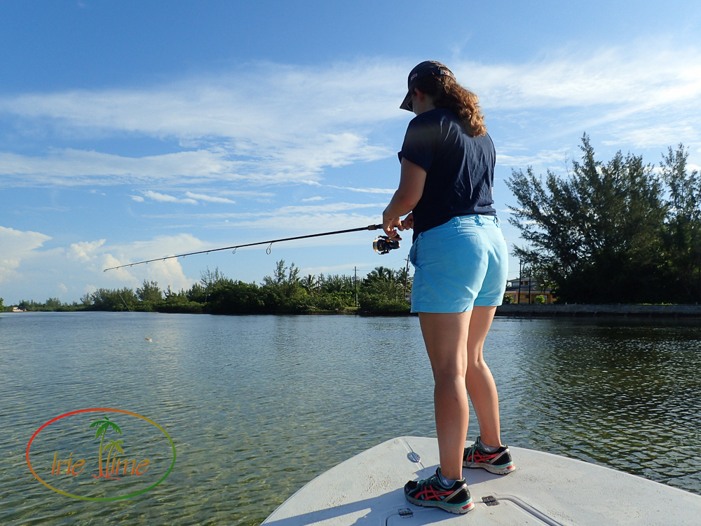 Bonefishing Andros Bahamas