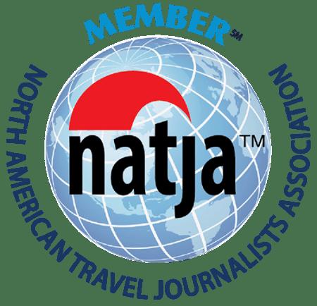 NATJA North American Travel Journalists Association Member