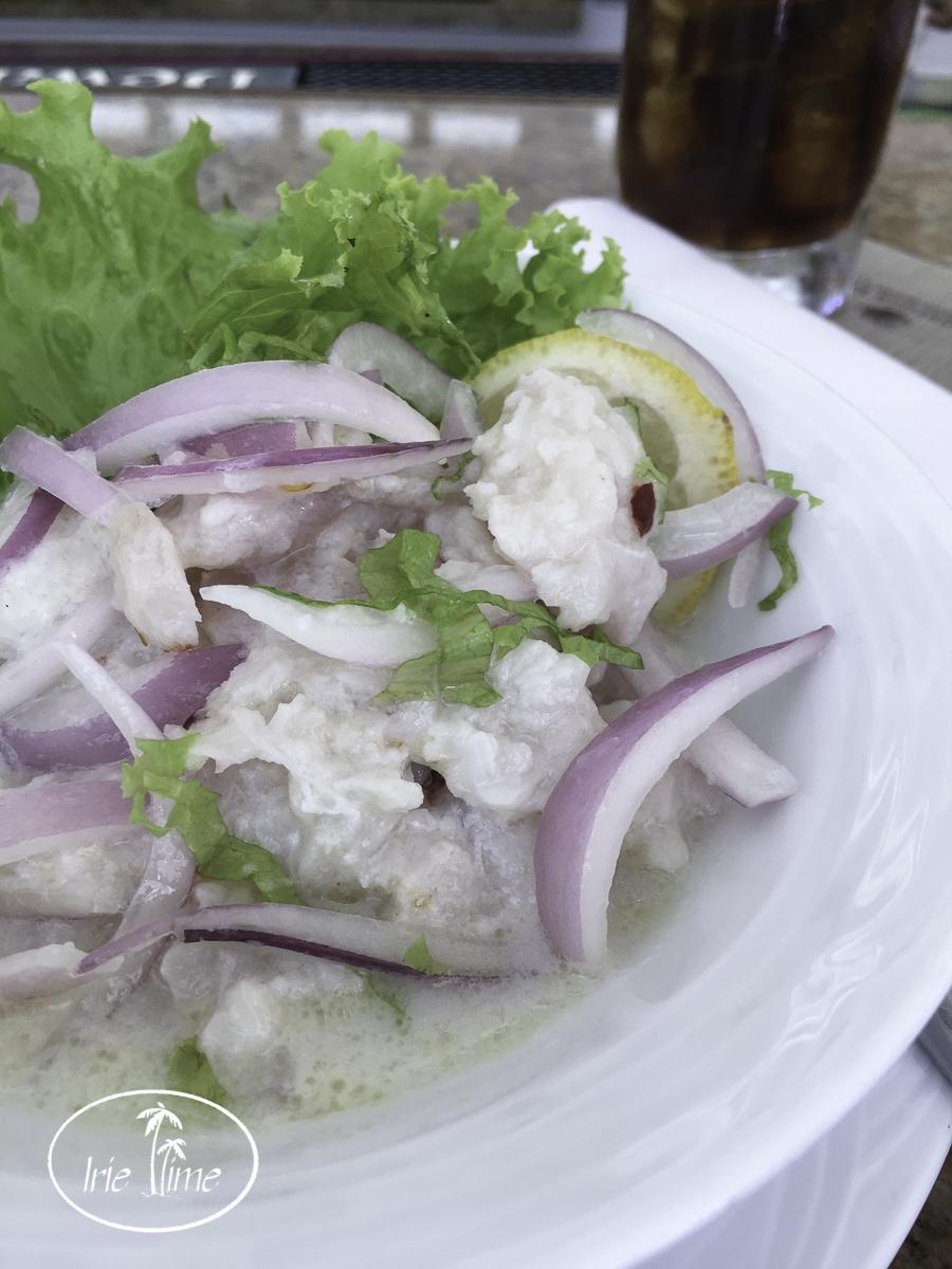 Tortuga Bay Ceviche