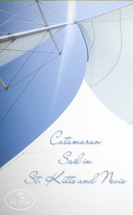 Catamaran Sail aboard Caona, St. Kitts and Nevis #sailing #StKitts #Nevis #Caribbean #travel