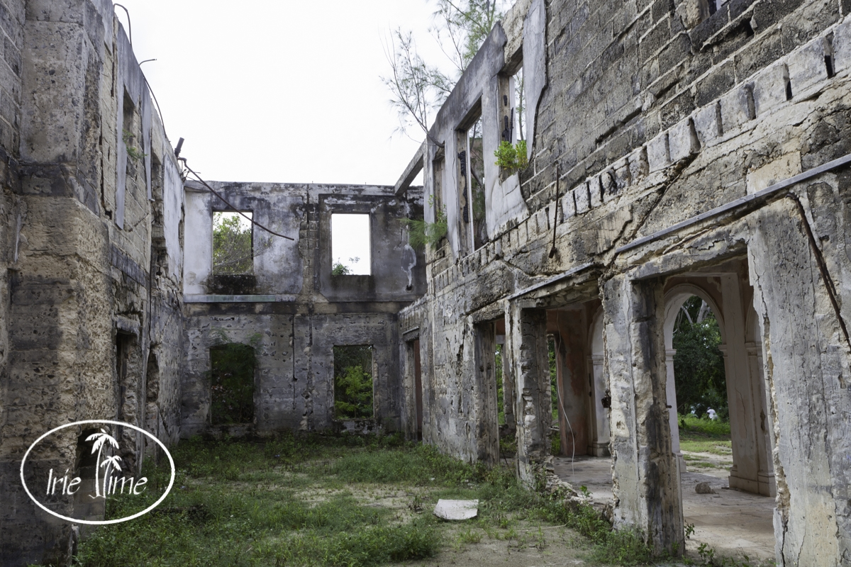 The Story of the Haunted House of Harbour Island, Bahamas